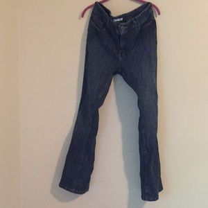 Ladies LEE RIDERS jeans size 16M